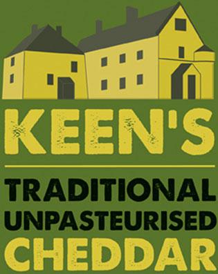 Keens Cheddar Logo