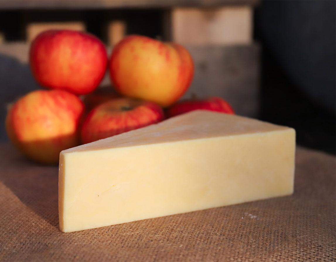 Keens Pasteurised Somerset Cheddar