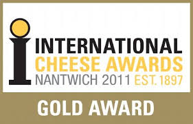 International Cheese Gold Award