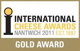 International Cheese Gold Award